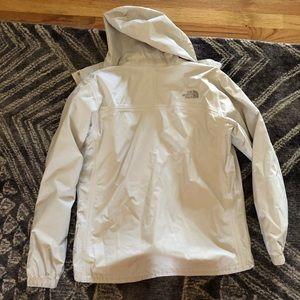 The North Face Jackets & Coats - North Face Beige Rain Jacket Sz. M